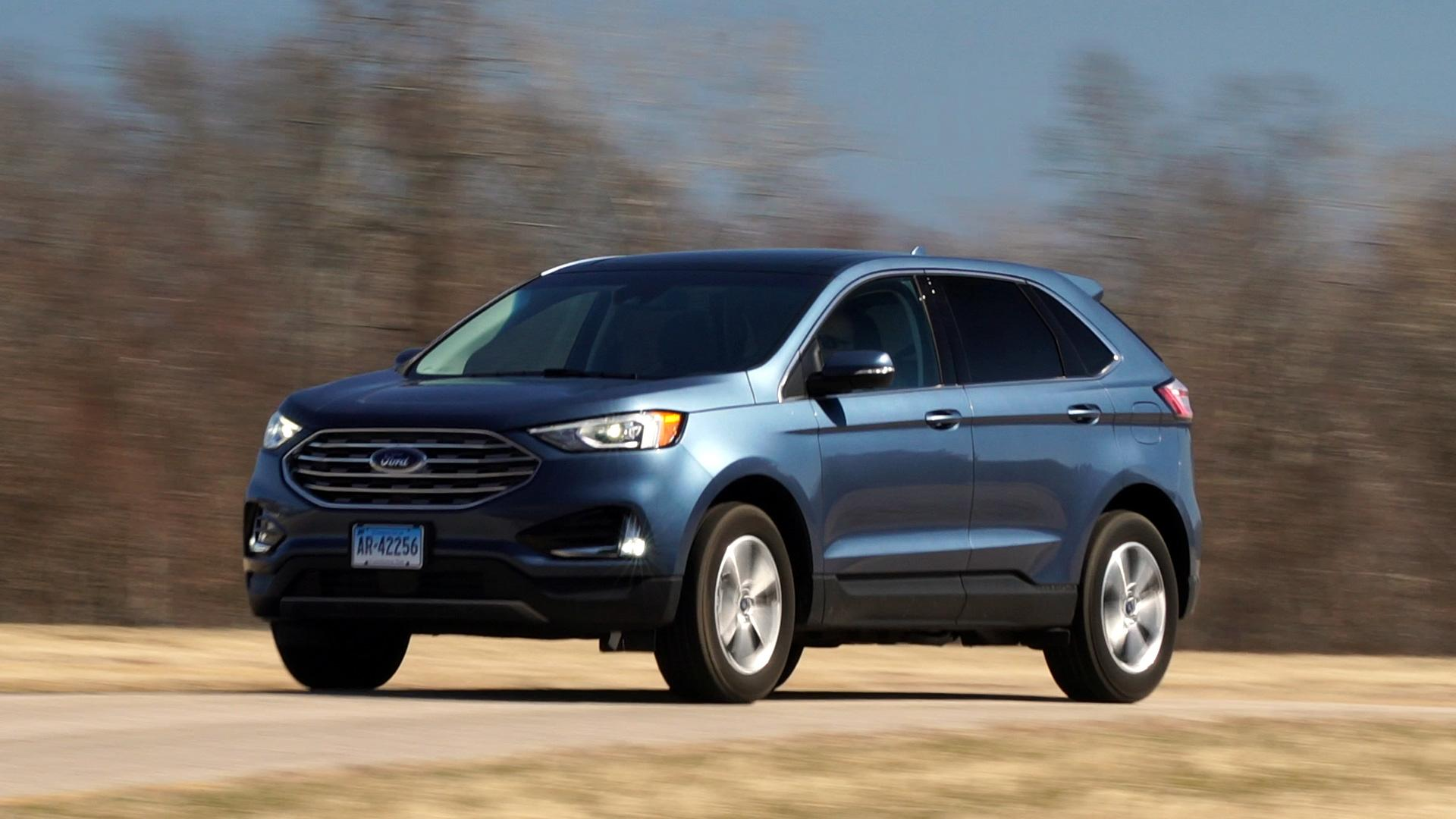2009 ford edge reviews car and driver