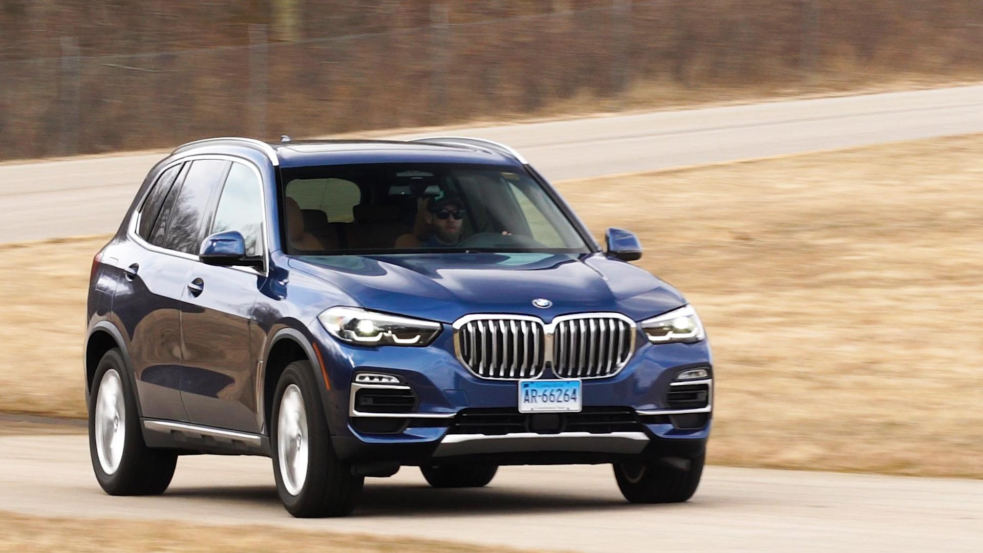Revamped 2019 BMW X5 Blends Luxury and Performance - Consumer Reports
