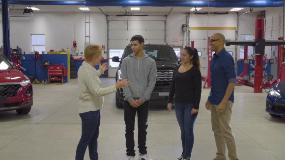 Car Shopping for a Teen (teaser)