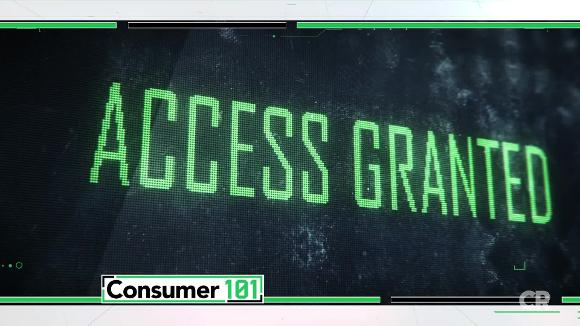 Consumer 101 Episode 17 Show Open