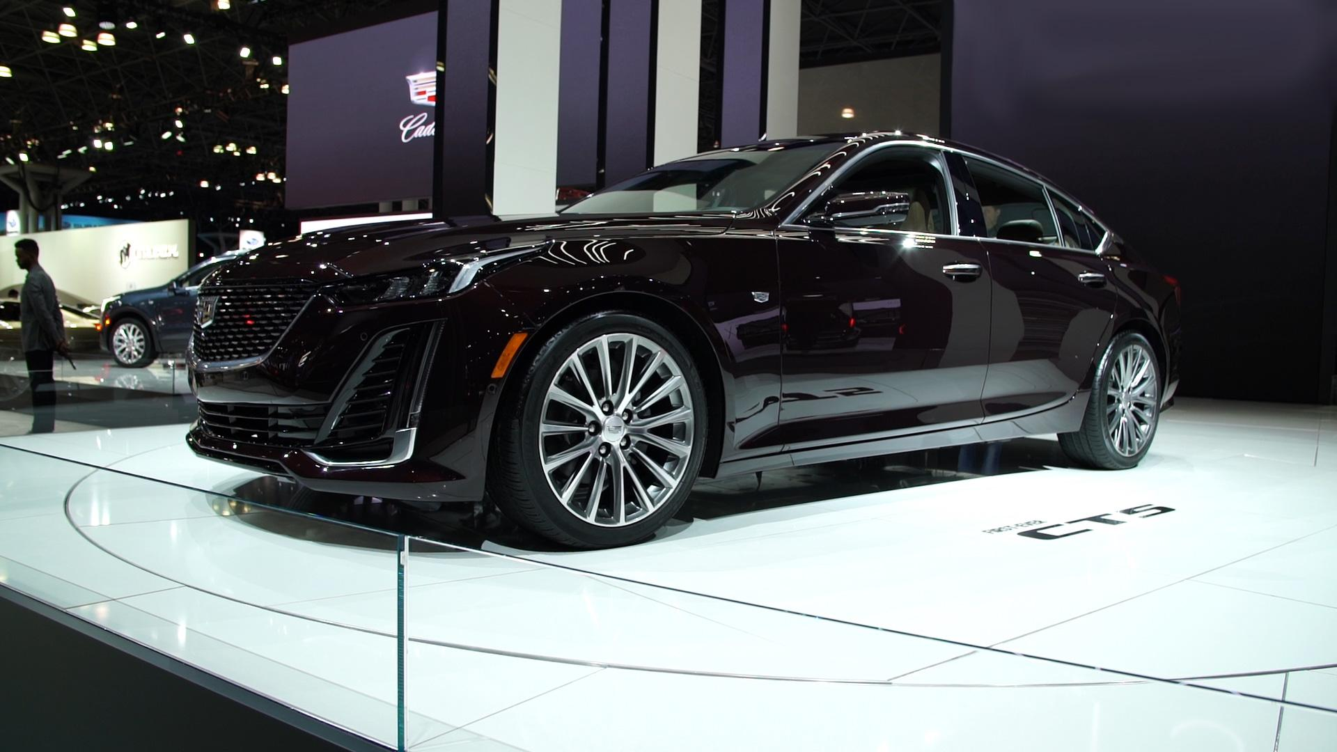 Stylish 2020 Cadillac Ct5 And Ct5 V Unveiled Consumer Reports
