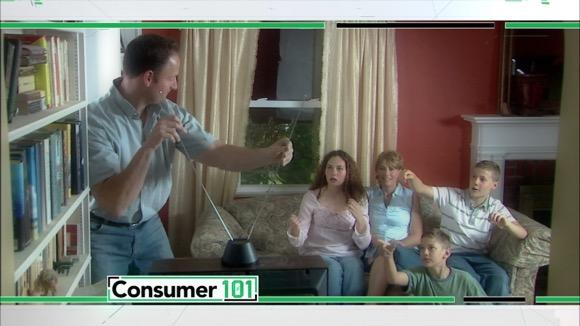 Consumer 101 Episode 22 Show Open