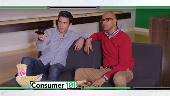 Consumer 101 Episode 25 Show Open