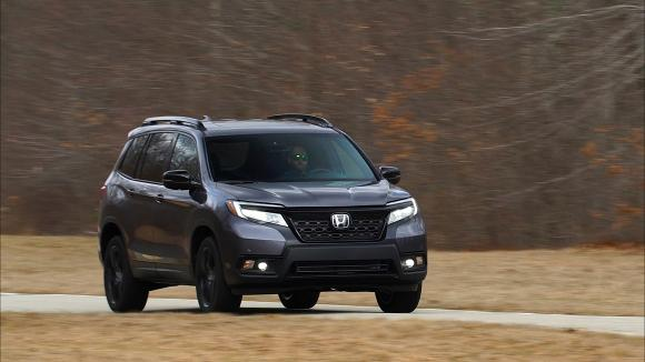 Honda Passport 2019-2020 Quick Drive