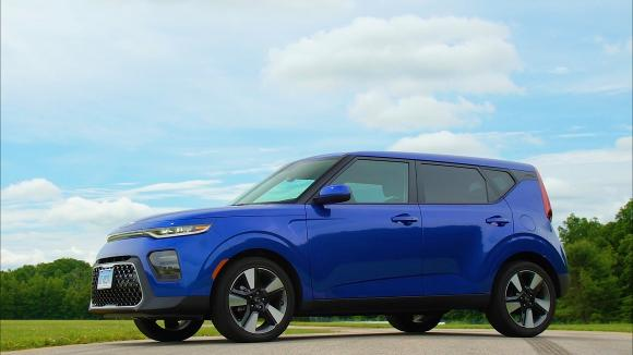 2020 Kia Soul Quick Drive