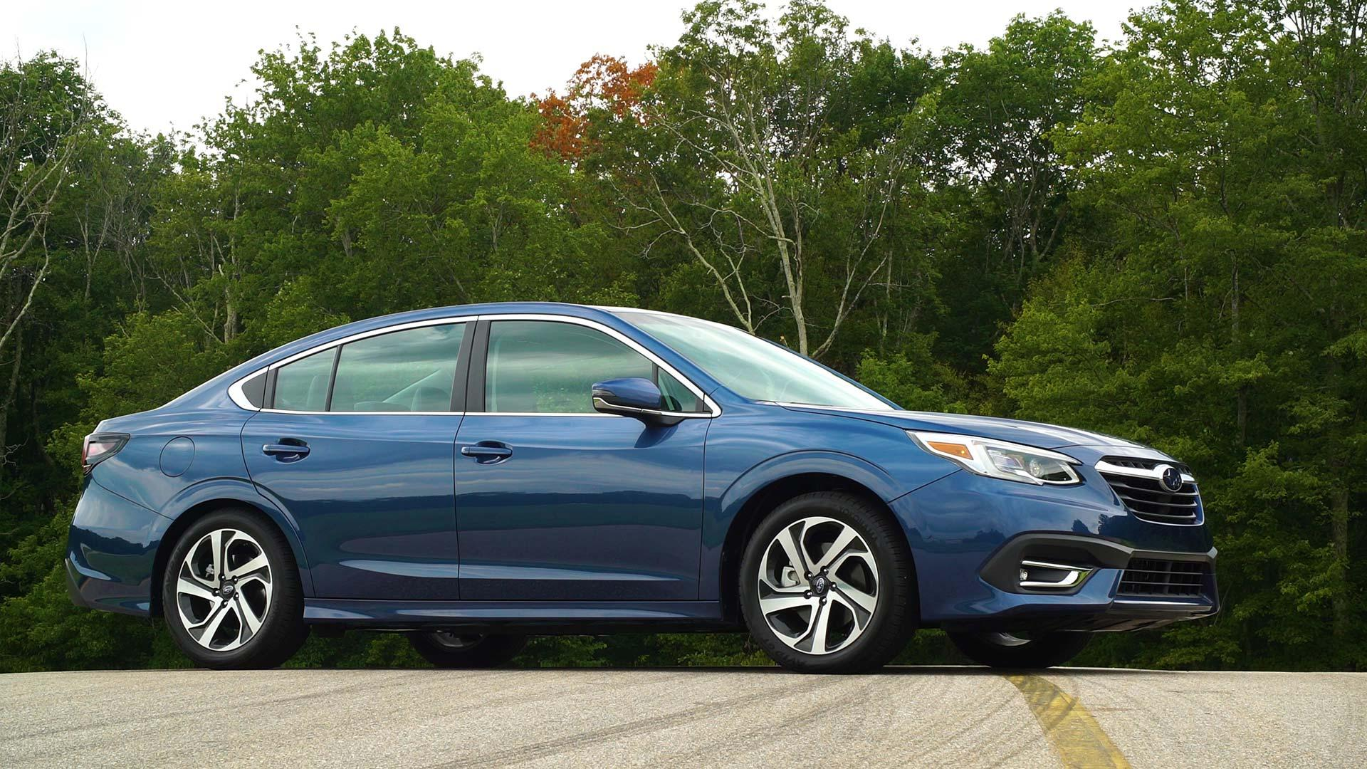 2020 Subaru Legacy Review and Release date