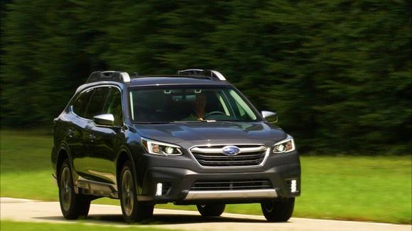 2020 Subaru Outback Quick Drive