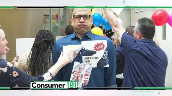 Consumer 101 Season 2 Episode 1 Show Open