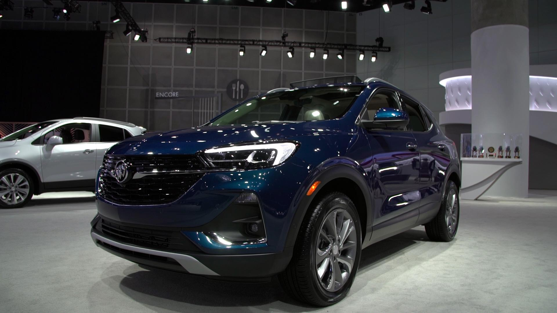 2020 Buick Encore Redesign and Review