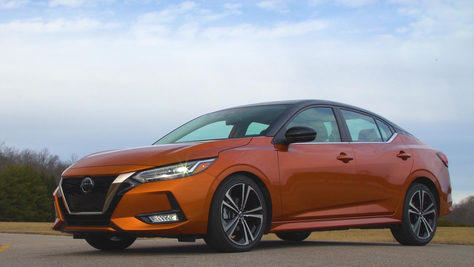 2020 Nissan Sentra Price, Design and Review