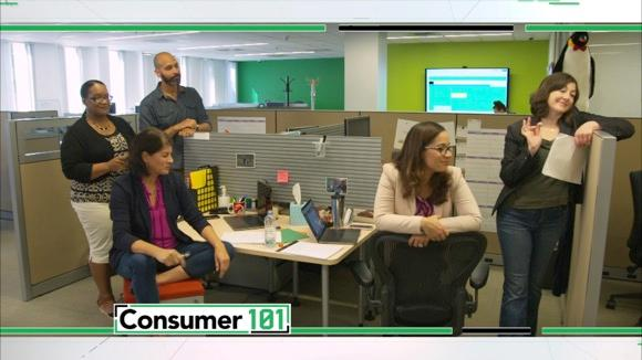 Consumer 101 Season 2 Episode 13 Show Open