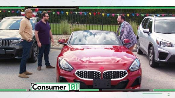 Consumer 101 Season 2 Episode 26 Show Open