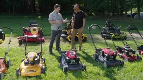 Finding the Perfect Lawn Mower