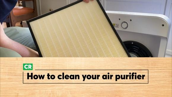 How to Clean an Air Purifier