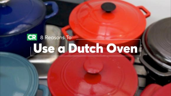8 Reasons to Use a Dutch Oven