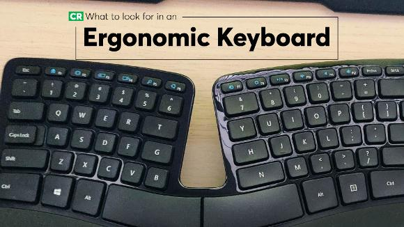 What to Look for in an Ergonomic Keyboard