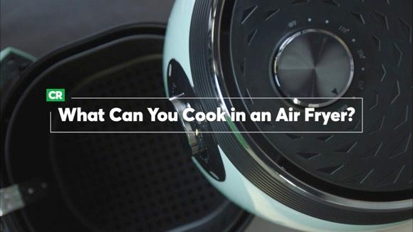 What Can You Cook in an Air Fryer?