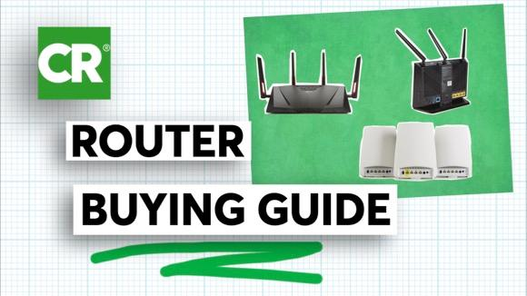 Wireless Router & Mesh Network Buying Guide