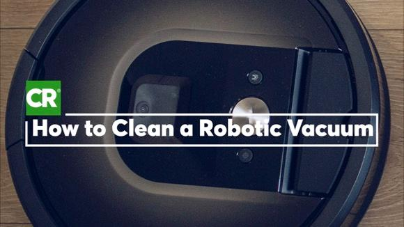 How to Clean a Robotic Vacuum