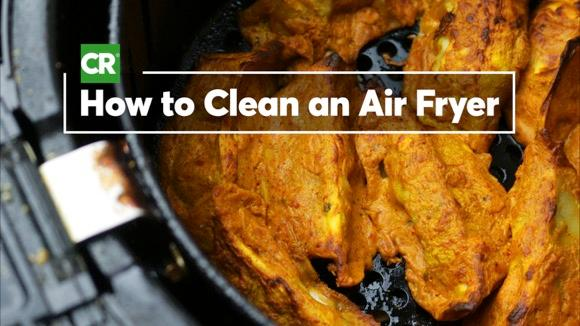 How to Deep Clean an Air Fryer