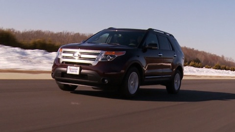 2012 Ford Explorer Reviews, Ratings, Prices - Consumer Reports