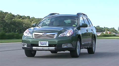 2011 Subaru Outback Reviews Ratings Prices Consumer Reports