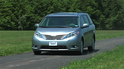 2012 toyota sienna reviews ratings prices consumer reports rh consumerreports org Sienna Wheels Toyota Sienna Engine
