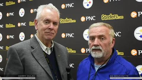 The Steelers  2017 draft class is shaping up as one of Kevin Colbert s best   74be6d7a3