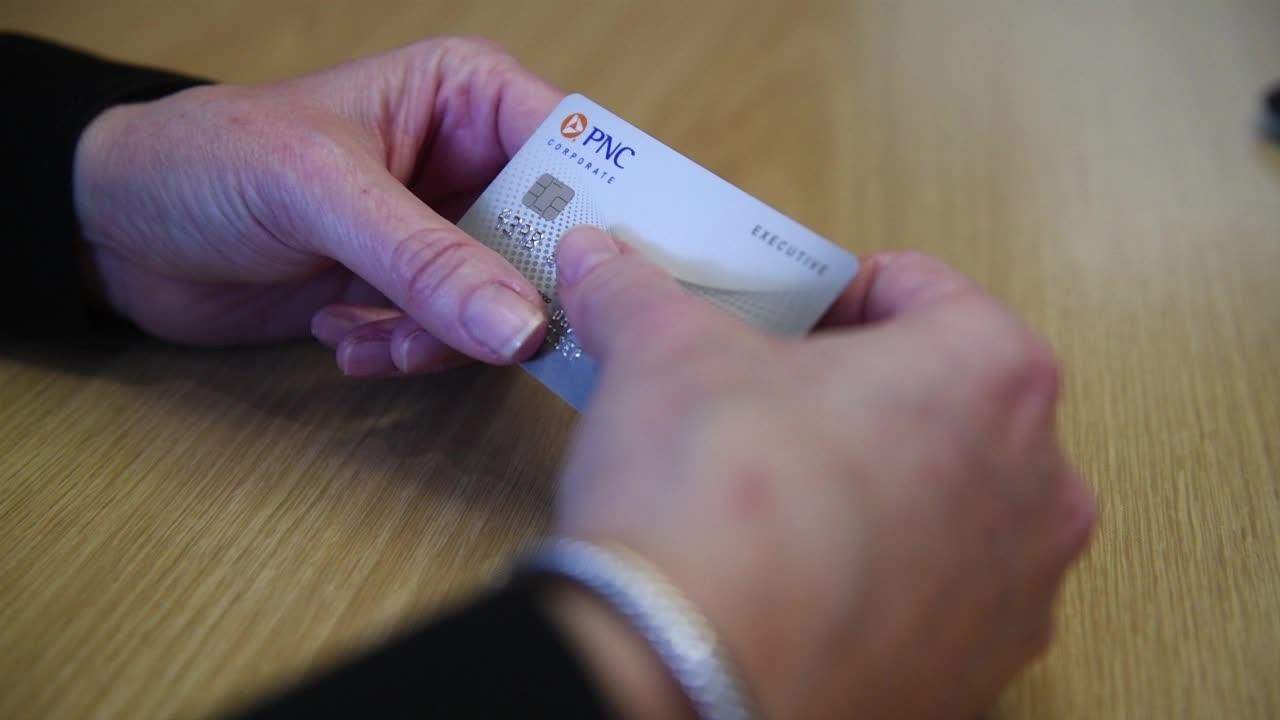 PNC testing fraud-busting credit cards with rotating numbers