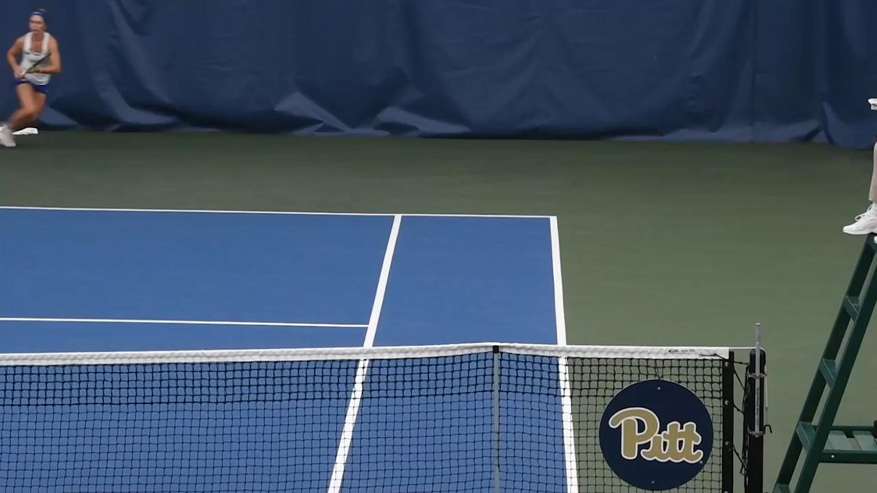 The Casual Tennis Fans Nostalgia For >> As Pitt Women S Tennis Enters Its Final Days Did The Program Get A