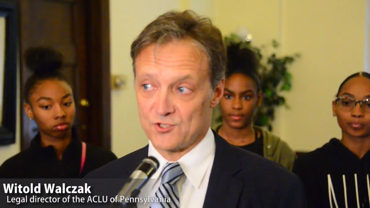 Aclu Sues Education Officials On Behalf >> Mckeesport Area School District Allows Creation Of Black Student
