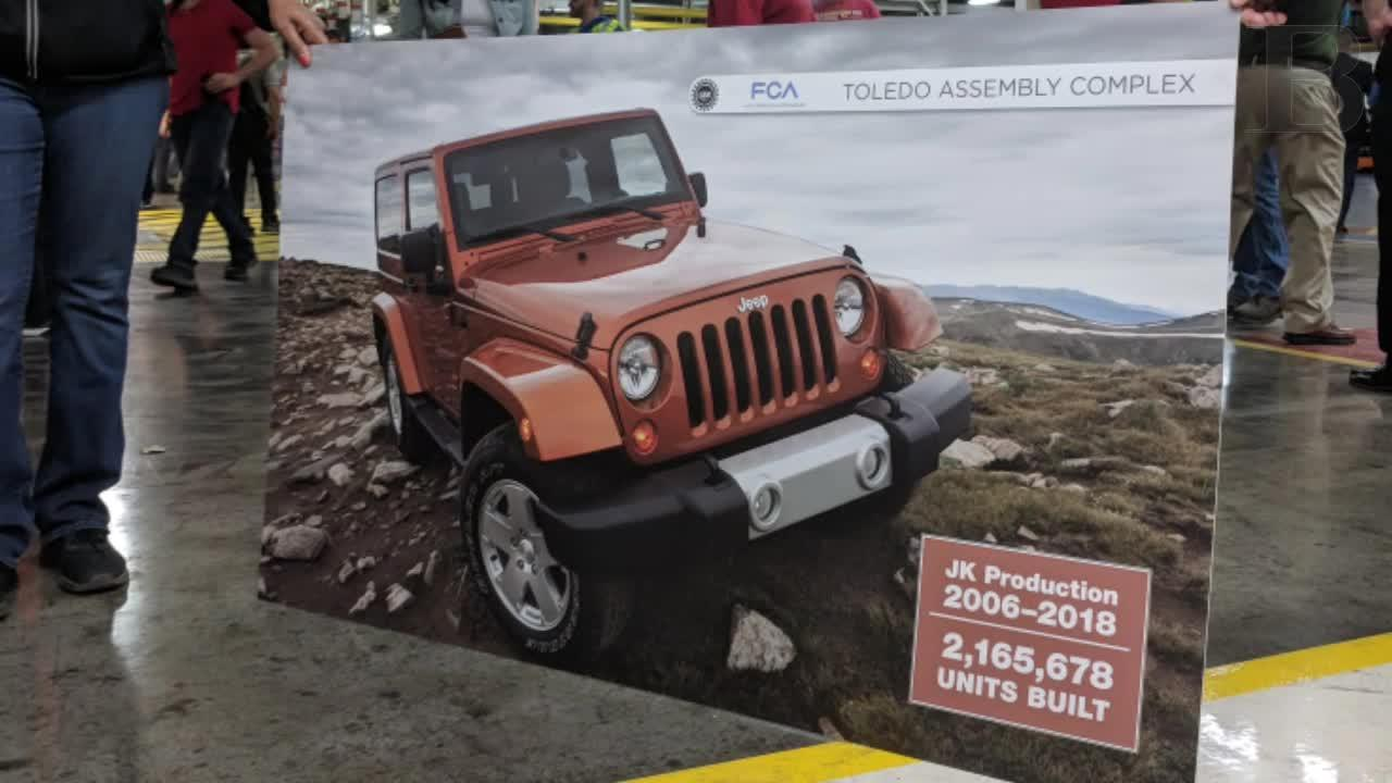 Jeep Wrangler Jk Run Ends After 12 Years The Blade 2006 Unlimited Rubicon Wiring Diagram