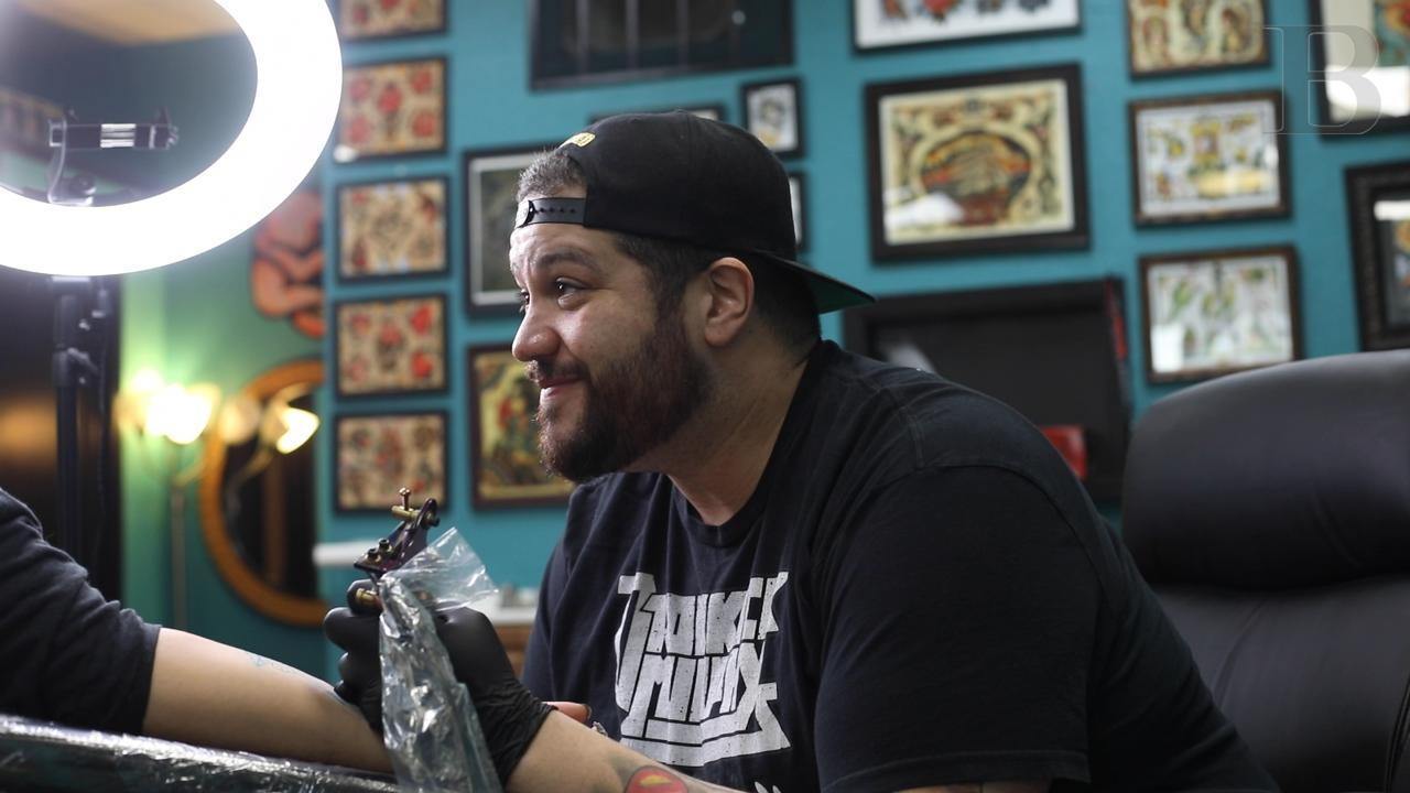 Father And Son Morticians Give Tattoos New Life After Death The Blade