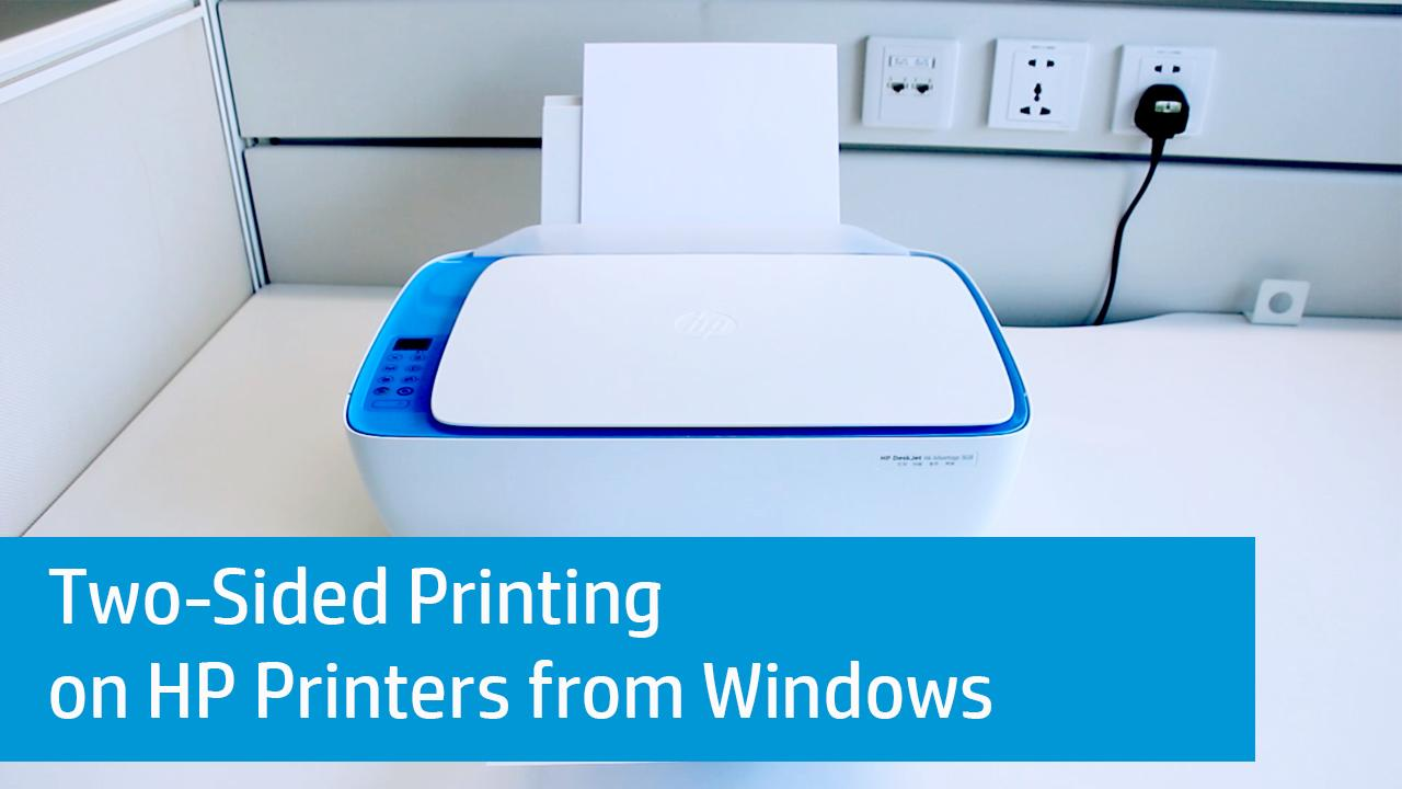 Hp printers how to print on both sides of the paper windows hp printers how to print on both sides of the paper windows duplexing hp customer support fandeluxe Gallery
