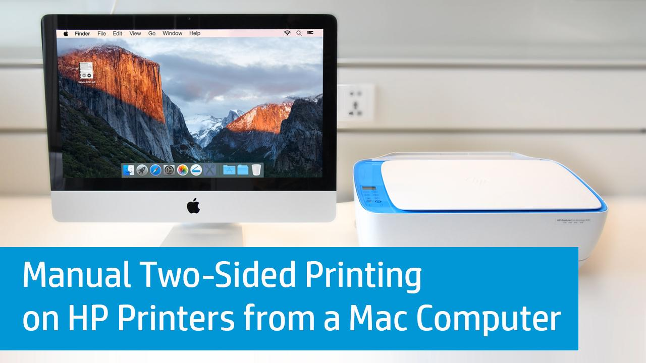 Hp printers how to print on both sides of the paper mac hp printers how to print on both sides of the paper mac duplexing hp customer support fandeluxe Gallery