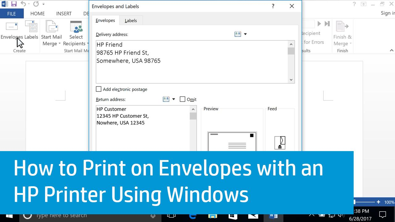 Hp printers printing envelopes windows hp customer support ccuart