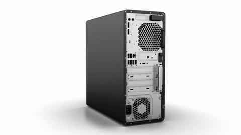HP EliteDesk 800 G3 Tower PC - 360 Degree Spin