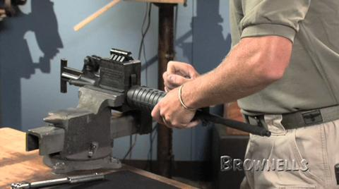 Installing a Flash Hider or Muzzle Brake   Top Rated