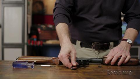 Firearm Maintenance Series Marlin 336 Lever Action Disassembly