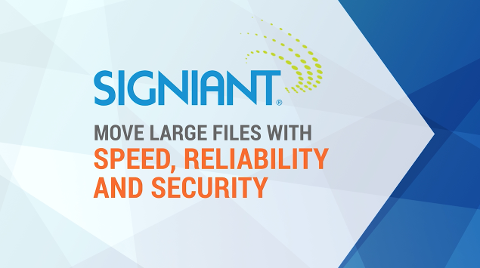 Intelligent File Movement – Signiant Home