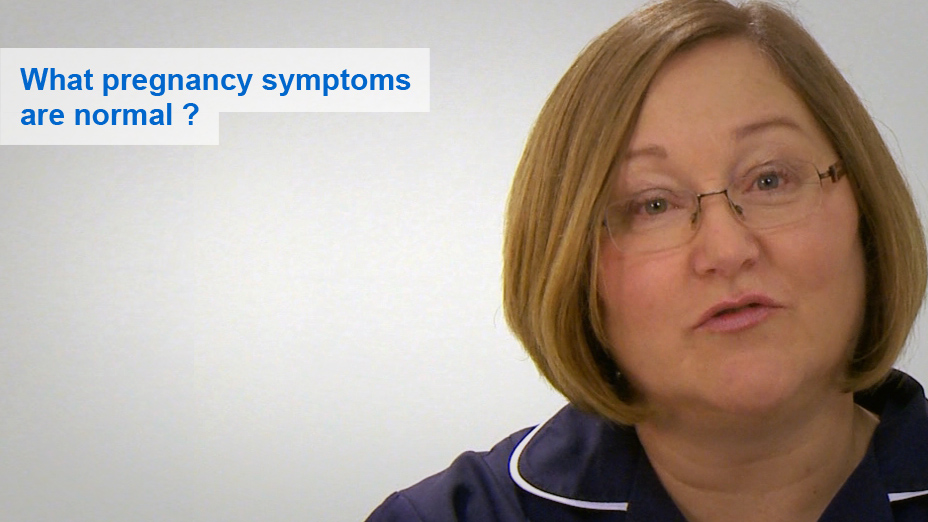 Signs and symptoms of pregnancy - NHS