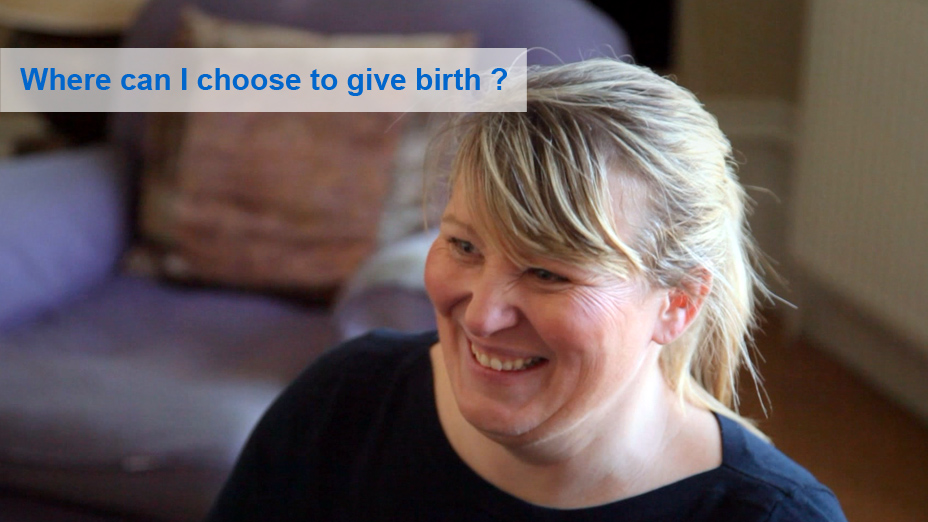 Where to give birth: the options - NHS