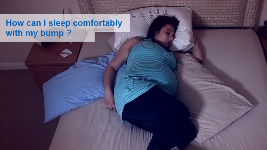 Pregnancy tiredness and safer sleeping position - NHS