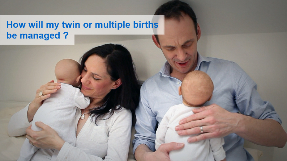 Giving birth to twins or more - NHS