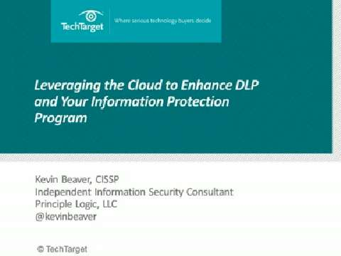 DLP use cases: When to use network storage and endpoint DLP