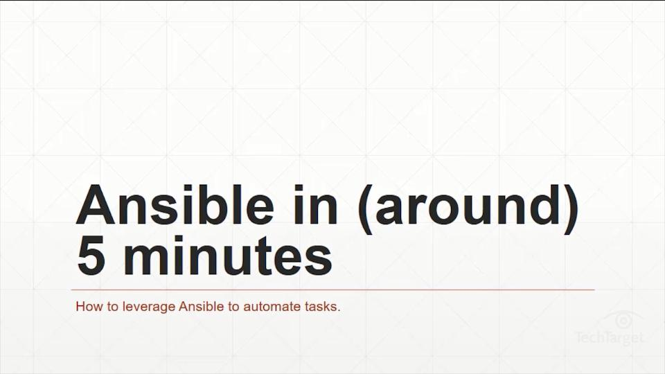 What is Ansible? - Definition from WhatIs com