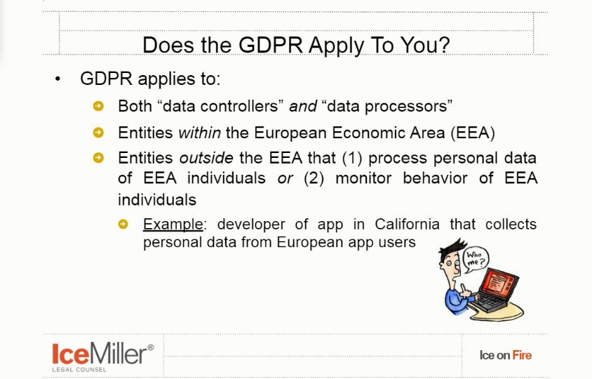 GDPR backup and data protection: Five steps to implement now