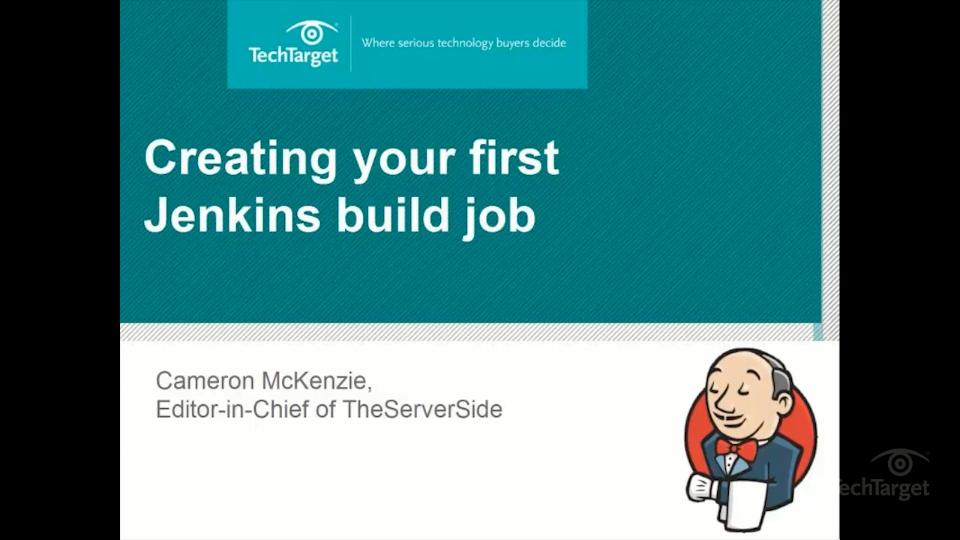 Jenkins parameterized build example with String and Boolean parameters