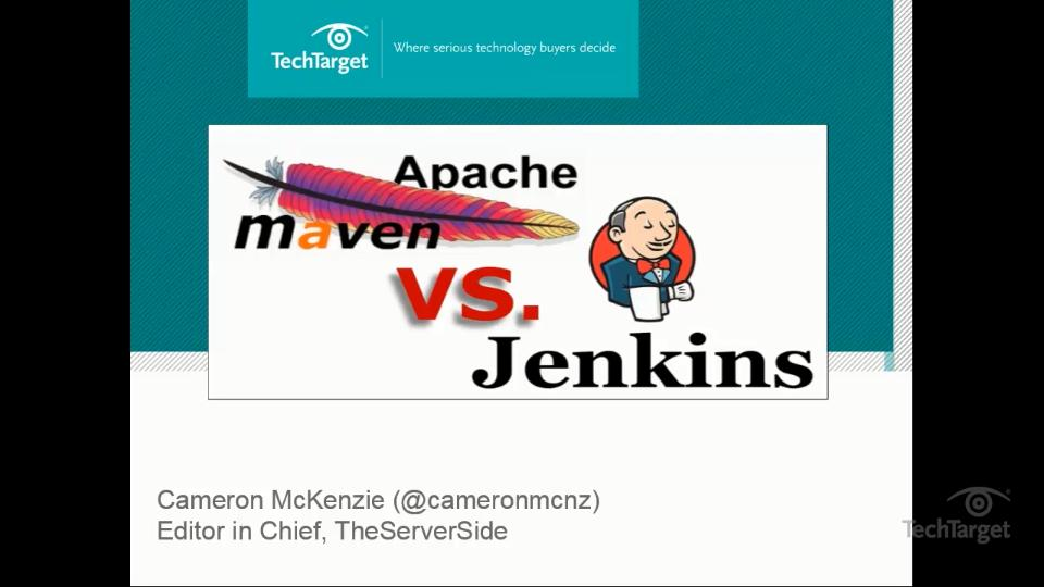 Jenkins vs  Maven: Compare these build and integration tools