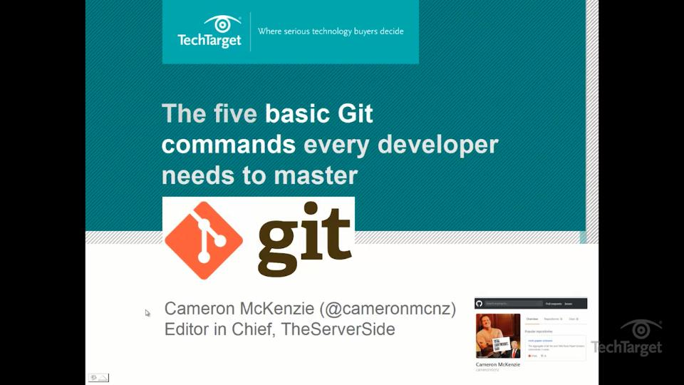 5 basic Git commands developers must master: Tutorial with